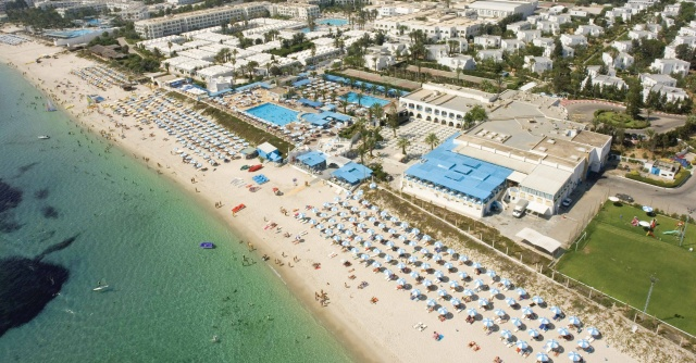 El Mouradi Club Selima Hotel  *** Port El Kantaoui
