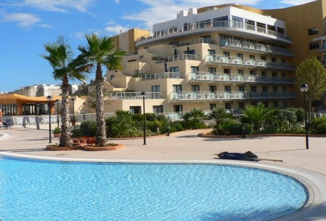Hotel Intercontinental Malta ***** St. Julian's