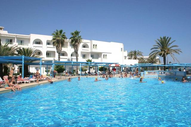 El Mouradi Port El Kantaoui Hotel **** Port El Kantaoui