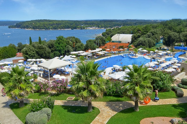 Valamar Club Tamaris Hotel **** Tar