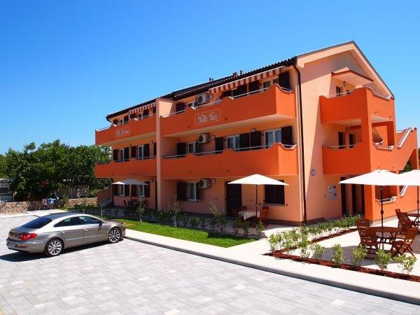 Villa Tea Apartmanok *** Šilo (Krk)