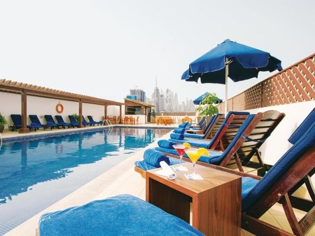 Citymax Bur Dubai Hotel *** Dubai (Wizzair járattal Budapestről)