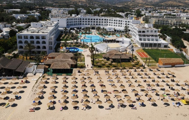Vincci Nozha Beach Hotel **** Hammamet