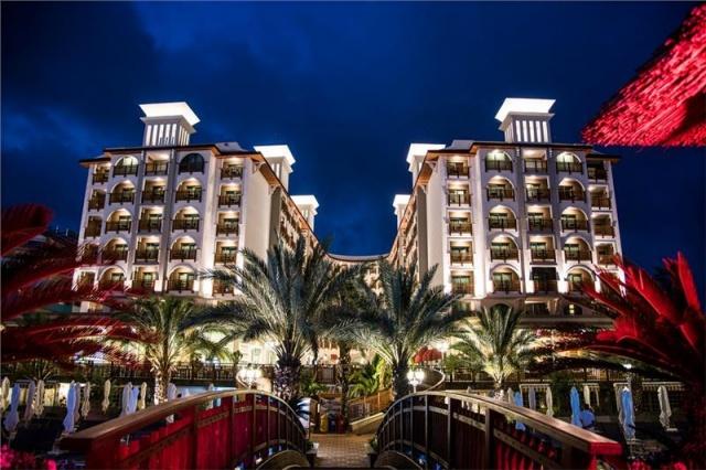 Hotel Quattro Beach Resort ***** Alanya