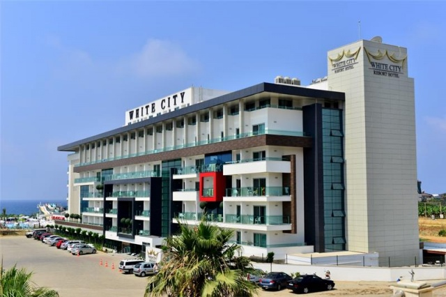 Hotel White City Resort ***** Alanya