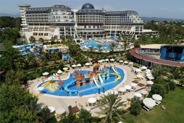 Hotel Seaden Sea Planet Resort & Spa ***** Side