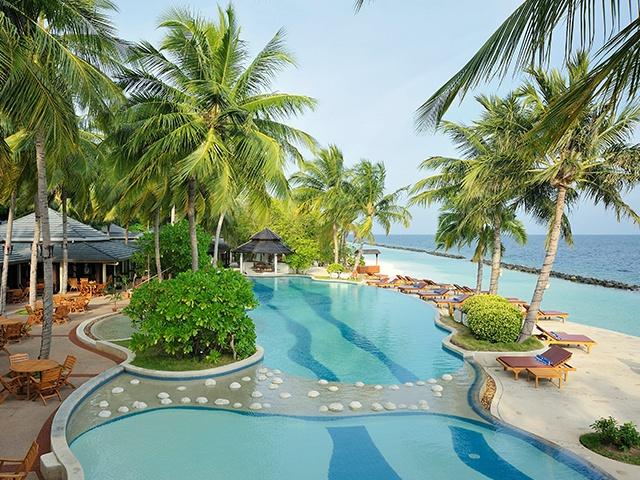 Hotel Royal Island Resort & Spa ***** Maldív-szigetek