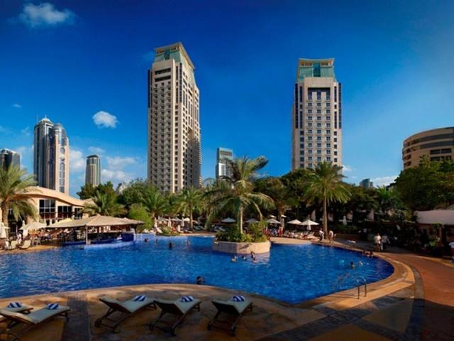 Hotel Habtoor Grand Resort ***** Dubai (Emirates járattal)