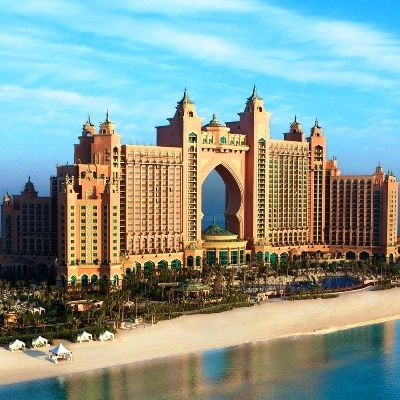 Atlantis The Palm Hotel ***** Dubai (Emirates járattal)