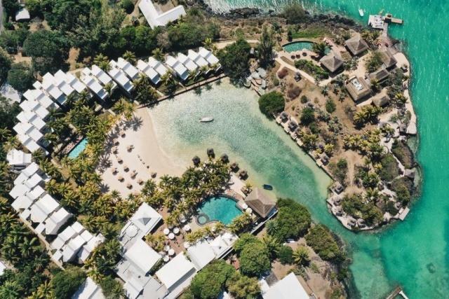 Paradise Cove Boutique Hotel ***** Anse La Raie (18+)