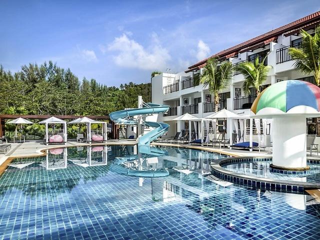 Novotel Phuket Karon Beach Resort & Spa ****