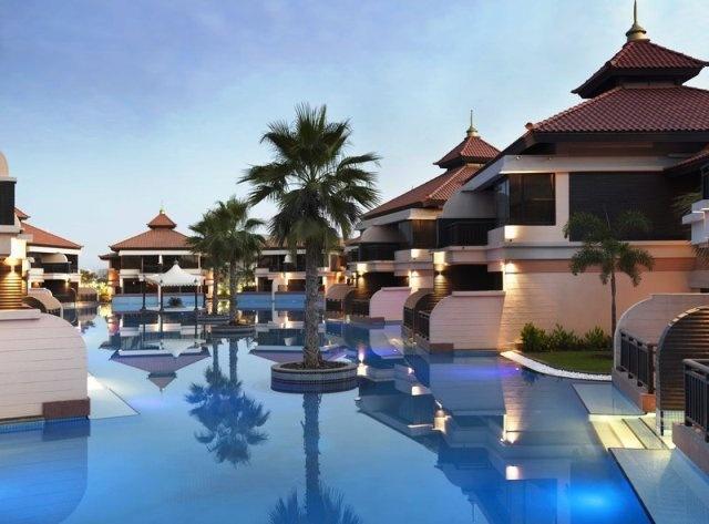 Hotel Anantara Dubai The Palm ***** Dubai (Emirates járattal)