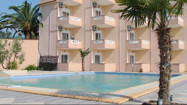 Hotel Stefani **+ Chalkidiki, Sarti