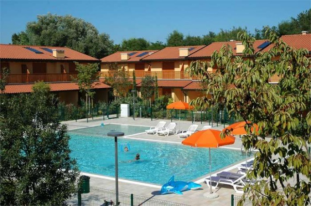 Villaggio Tamerici Apartmanok- Lignano (Sabbiadoro)