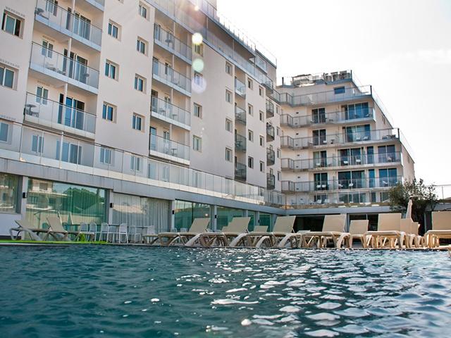 Hotel Europa Splash & Spa ****sup Malgrat de Mar