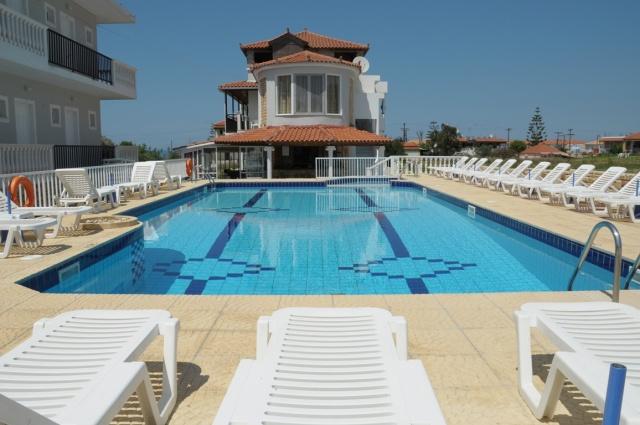 Valasis Apartman - Zakynthos, Argassi