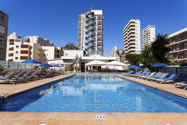 Benidorm Centre Hotel **** Costa Blanca, Benidorm