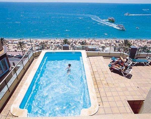 Hotel Miramar **** Lloret de Mar