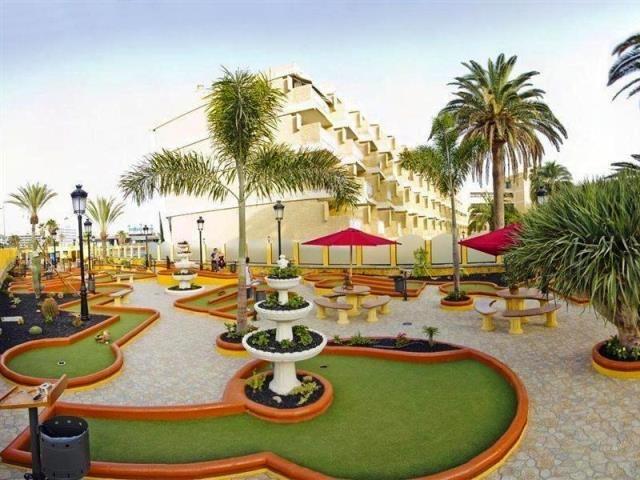 Jardin Del Atlantico apartmanok - Gran Canaria