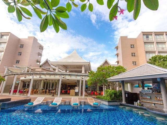 Grand Mercure Phuket Patong Hotel *****