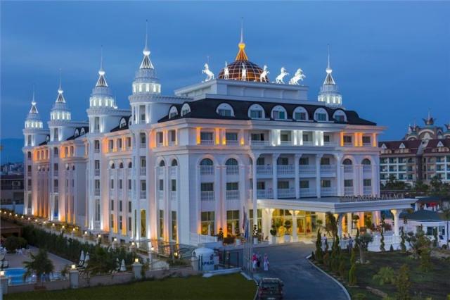 Side Royal Palace Hotel & Spa ***** Side