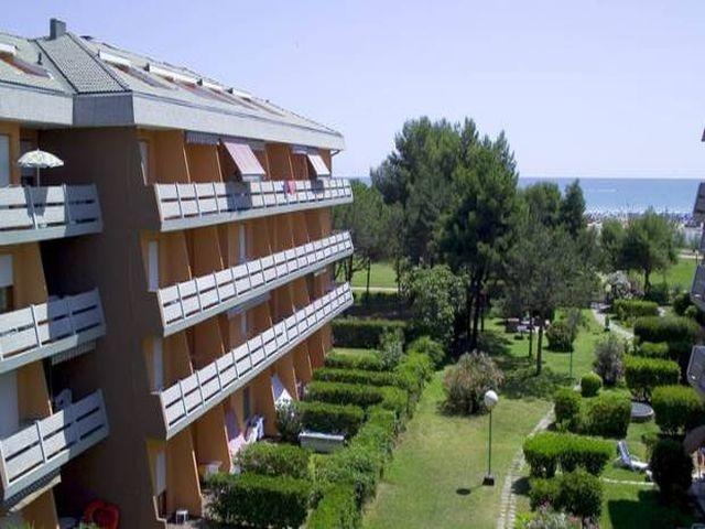 Atollo Apartmanház - Bibione (Lido dei Pini)