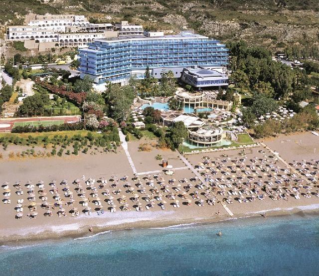 Hotel Calypso Beach **** Rodosz, Faliraki