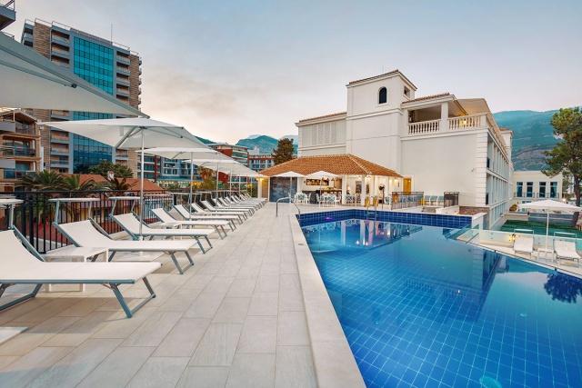 Budva Hotel ***** Montenegro, Budva