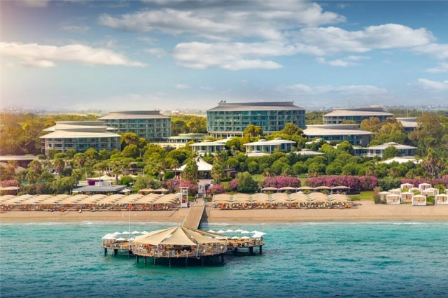 Hotel Calista Luxury Resort ***** Belek