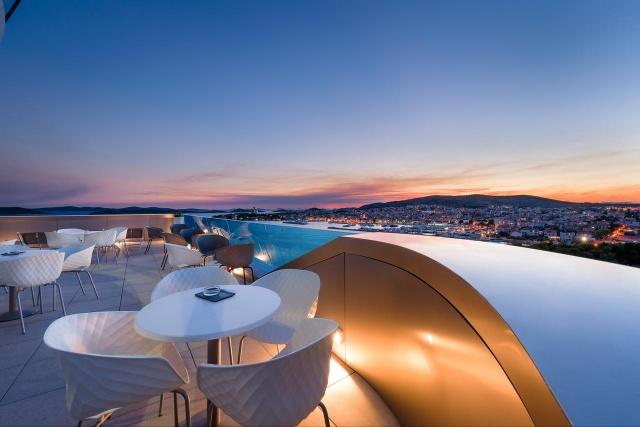 Hotel Olympia Sky **** Vodice