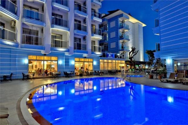 Hotel Sultan Sipahi Resort **** Alanya