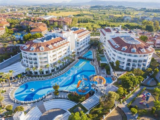 Hotel Alba Queen ***** Side