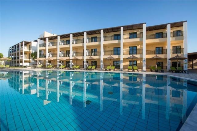 Hotel Gouves Waterpark Holiday Resort ***** Kréta, Gouves