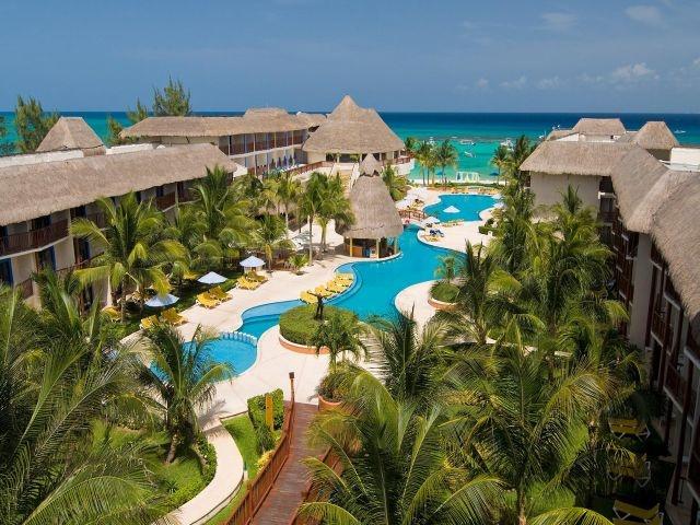 The Reef Coco Beach **** Playa del Carmen