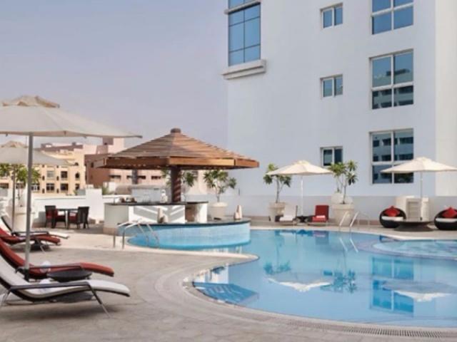 Hyatt Place Dubai Jumeirah Hotel **** Dubai (közvetlen Wizzair járattal Budapestről)