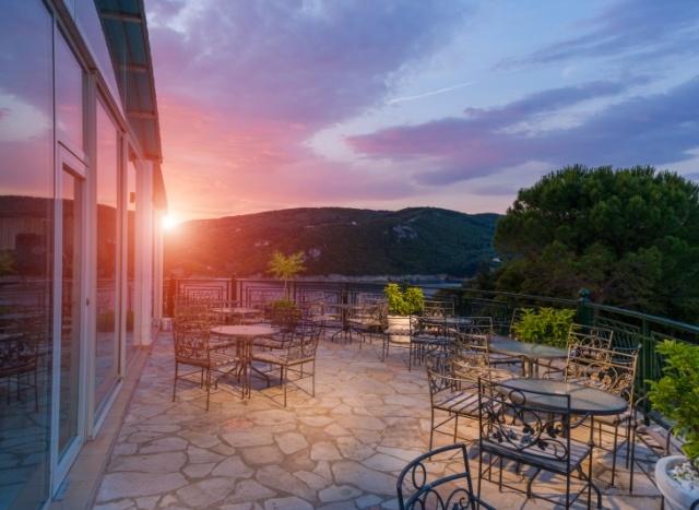 Hotel Paleo ArtNouveau **** Korfu, Paleokastritsa