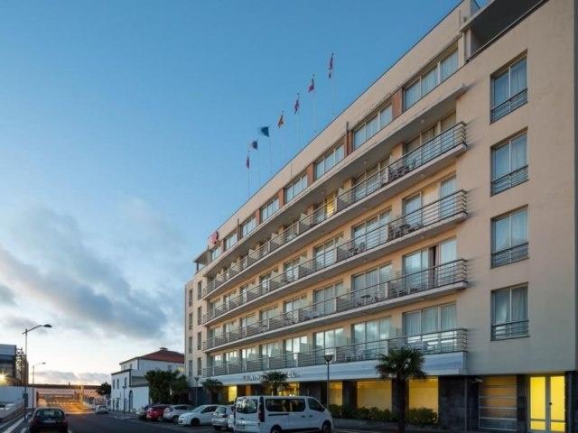 Hotel Vila Nova *** Ponta Delgada