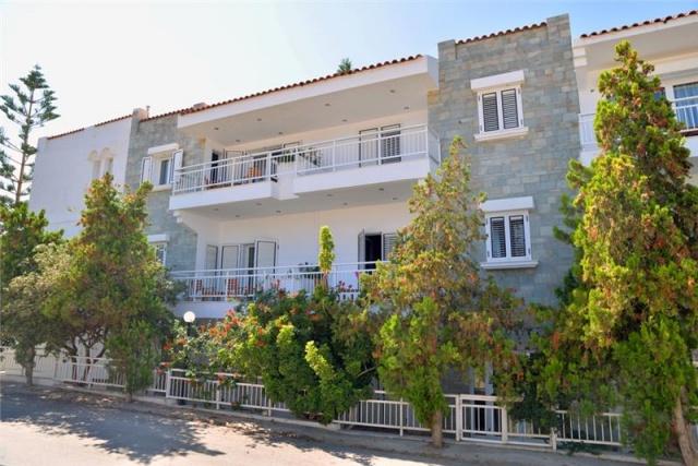 Anna Apartments ** Kréta, Kokkini Hani
