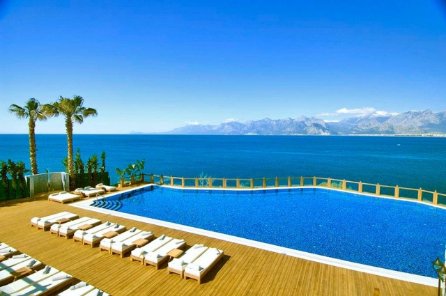 Hotel Ramada Plaza Antalya ***** Antalya