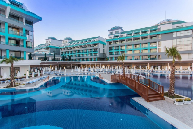 Sensitive Premium Resort and Spa Hotel ***** Belek
