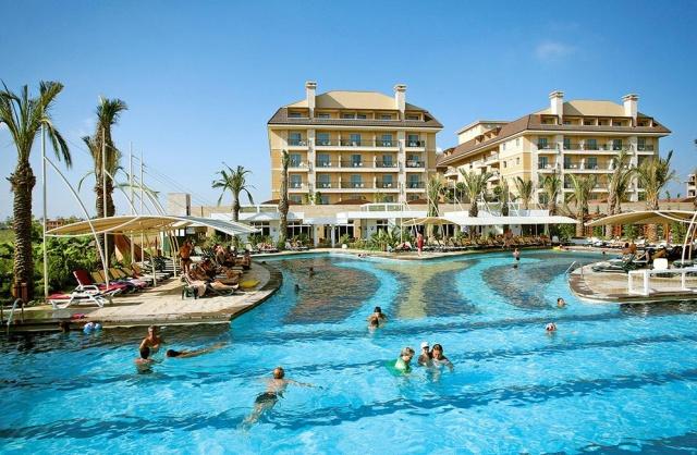 Hotel Crystal Family Resort and Spa ***** Belek