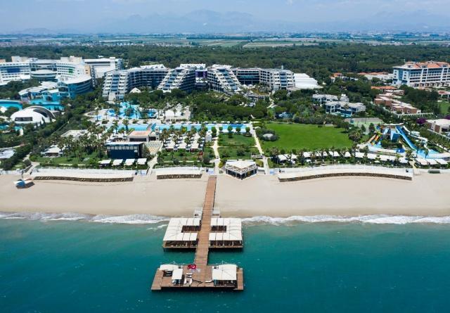 Hotel Susesi Luxury Resort ***** Belek