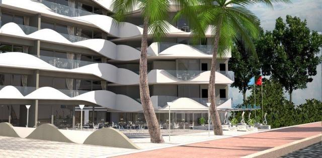 Hotel Arsi Enfi City Beach **** Alanya