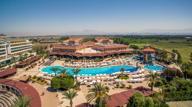 Hotel Cryastal Paraiso Verde Resort and Spa ***** Belek