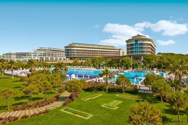 Hotel Voyage Belek ***** Belek