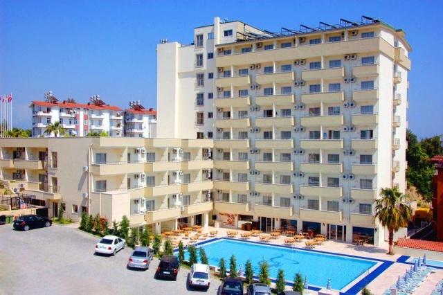 Side Town By Z Hotels **** Side