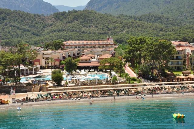 Hotel Crystal Aura Beach Resort and Spa ***** Kemer