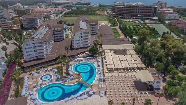 Hotel Lonicera World **** Alanya