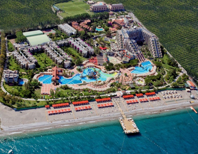 Limak Limra Hotels and Resort ***** Kemer