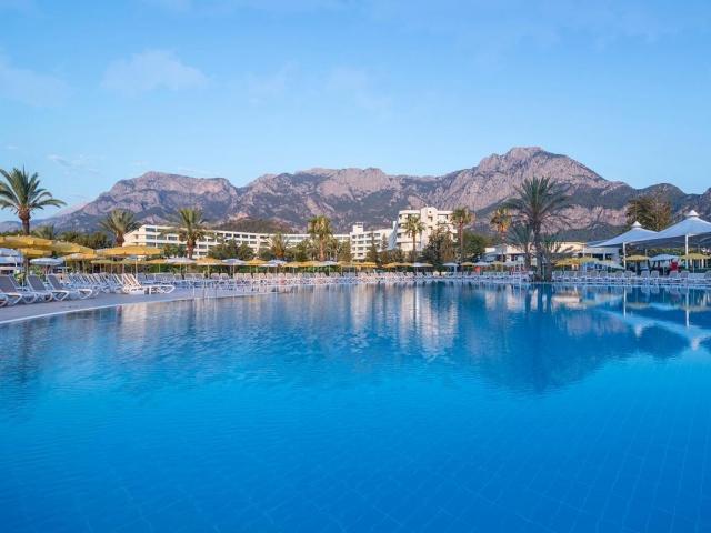 Hotel Mirage Park Resort ***** Kemer